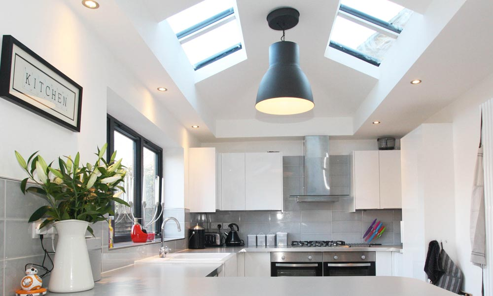 Replacement New Conservatory Roof Crendon Conservatories Modern Glass Extensions Roofs