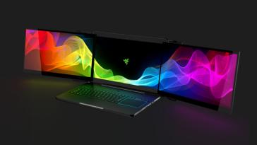 Razer prototype laptops stolen