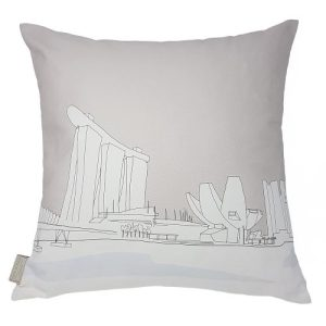 Cityscape Cushion / Singapore