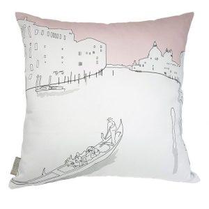 Cityscape Cushion / Venice