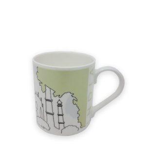 Cityscape Mug / India