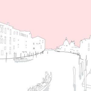 Venice Print (A4 Frame)