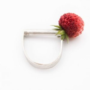 Silver Collector Ring