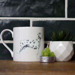 Dalmation Fine Bone China Mug