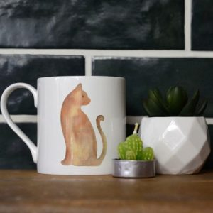 Ginger Cat Mugs - Ginger Cat Mug 500x500