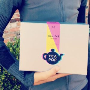 TEA On-A-Stick! / Gift Box / 20sticks (5 Assorted Blends) / 2x Box per Case