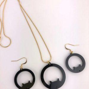 Luna Eclipse Cat Jewellery Set - Luna Eclipse Cat Jewellery Set 500x500