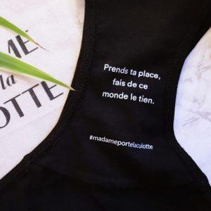 Self Love Pants – Culotte Noire