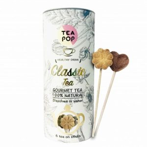 TEA On-A-Stick! Classic Collection / Gourmet Tea / Dissolves In Water (6x per Case)
