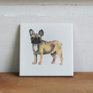 British Bulldog Coasters