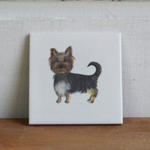 Small Doggy Coasters