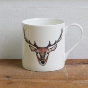 Stag Fine Bone China Mug