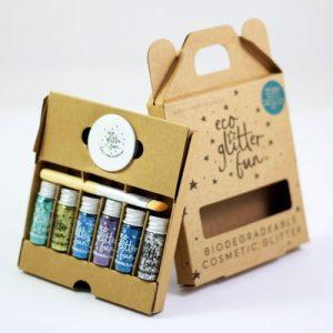 Eco Glitter Fun Sparkle Sky Boxed Kit