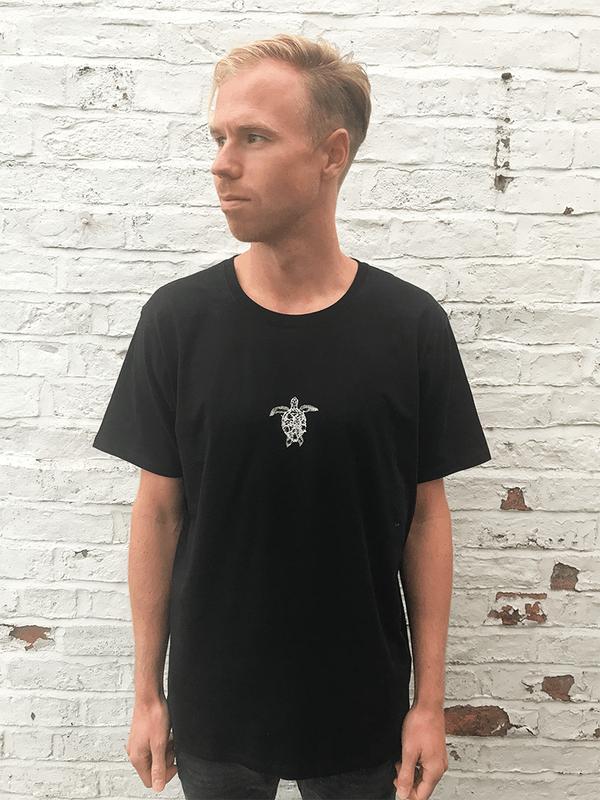Project Aware Men's Tutle T-Shirt - Project Aware Mens Tutle T Shirt 01
