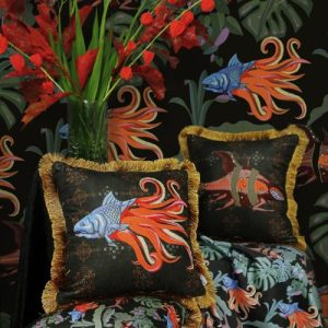 The Fish Wallpaper - The Fish WallpaperBlack 1 500x500