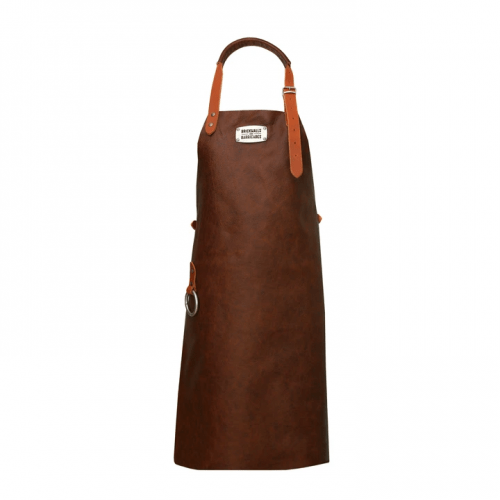 """""""The Premium Classic"""" 100% Stain-Free Leather Apron"""