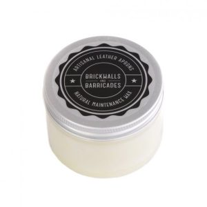 Natural Leather Maintenance Wax 50ml - The Wax 500x500