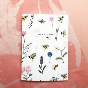 Happy Birthday Bumblebee - CHHB031 Happy Birthday Bumblebee 500x500