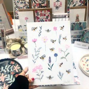 Bumblebee A3 Print - CHP041 A4 Bumblebee 500x500