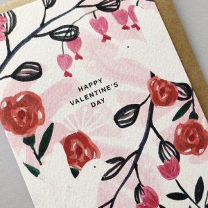 Valentine's Day Doves