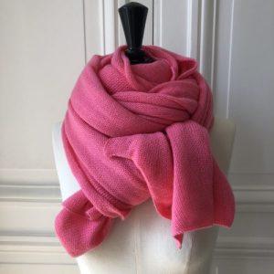 Foamy cashmere scarf 4 ply 100% cashmere 200x60 cm - Echarpe Evesome M20060 100� cachemire Queen 30 500x500