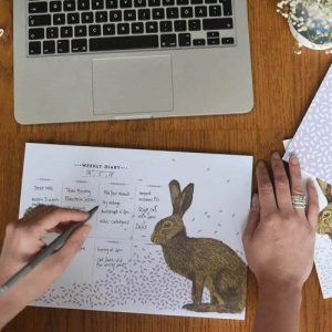 Humble Hare Weekly Planner