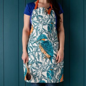 Kingfisher Apron