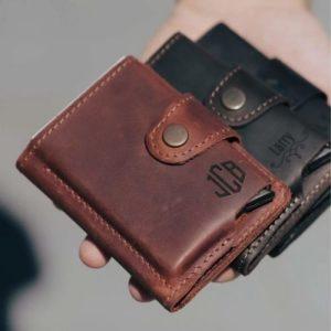 Leather Smart RFID Wallet - Leather Smart RFID Wallet.5 500x500