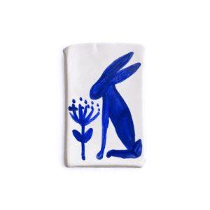 Seedhead Hare Magnet - M108 Seedhead Hare 500x500
