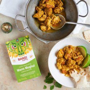 Warm Moghul Curry Spice Kit 22g