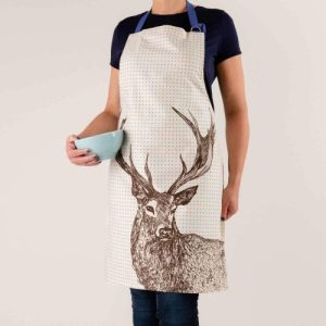 Noble Stag Apron