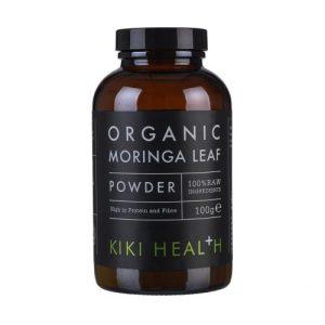 Organic Moringa Powder 100g - Organic Moringa Powder 01 500x500