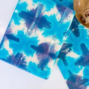 Tie & Dye Paper | Pyramidal