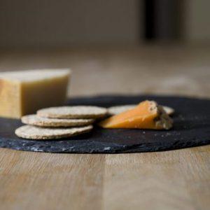 Round Cheese Board Gift Box