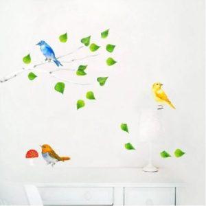 Branch & Birds Wall Stickers
