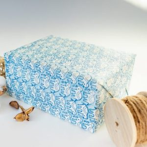 Premium Block Printed Paper | Elly