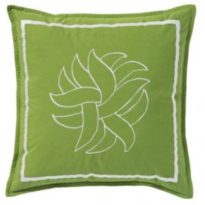 Cushion Reina Green