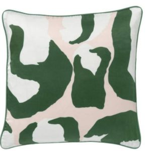 Cushion Maya Dark Green