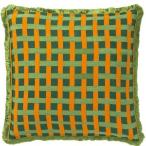 Cushion Nandi Green