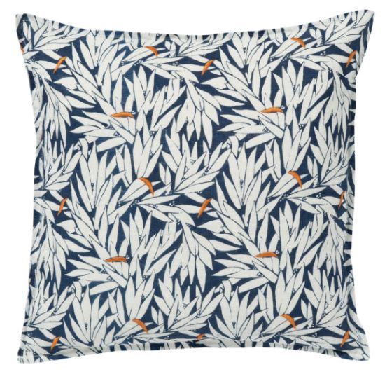 Cushion Yoko Navy