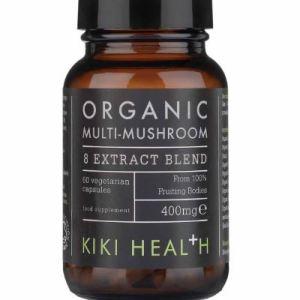 Organic 8 Mushroom Exctract Blend