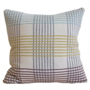 Ruth 100% Brushed Cotton Pillow Cover - ruth pillow multi 300 500x500
