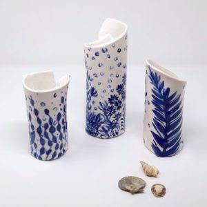 Wild Coast Small Vase - wild coast small vases 500x500