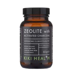 Activated Charcoal/Zeolite Blend Powder - zeo1