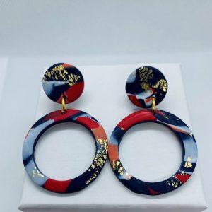 Bold & Beautiful - Large Hoop Earring - BB302 500x500