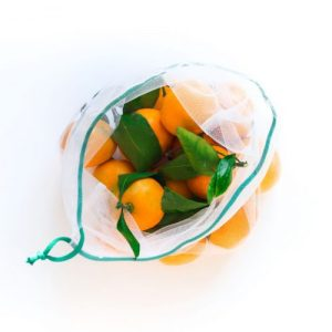 Set of 4 mesh bags for fruit and vegetables - Bolsa malla eco 2 500x500