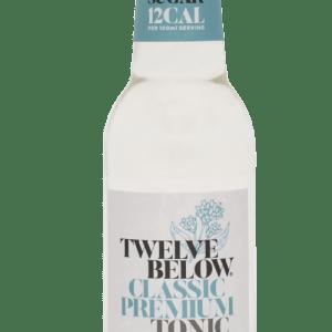 Classic Premium Tonic 500ML – Case of 12