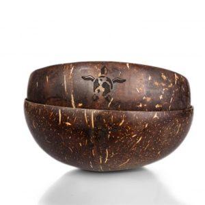 Natural Coconut Shell Bowl
