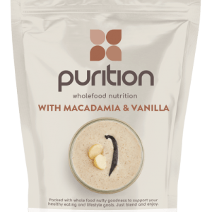 250gm Purition Vegetarian Macadmia and Vanilla