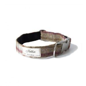 Dog Collar - Arncliffe Moonstone - Dog Collar AM 500x500